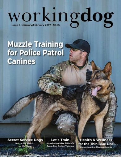 Working Dog Magazine - Issue 1