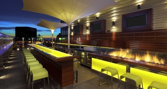 360 Rooftop Lounge