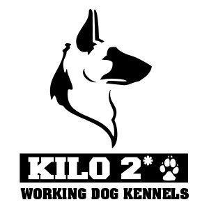 Kilo 2* Working Dog Kennels