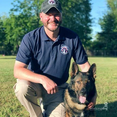 Non-Profit Helps Military and Police Dogs