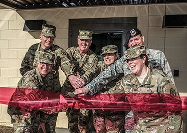 Military Working Dogs – Rehab Facility and Recovery Kennels Open