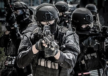 K9 SWAT Deployment